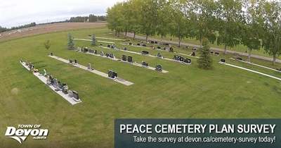 Feedback requested for Peace Cemetery Plan