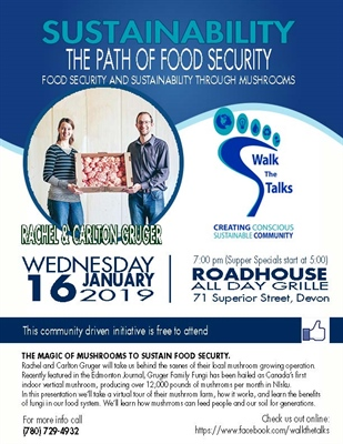 Walk the Talks - The Path of Food Security
