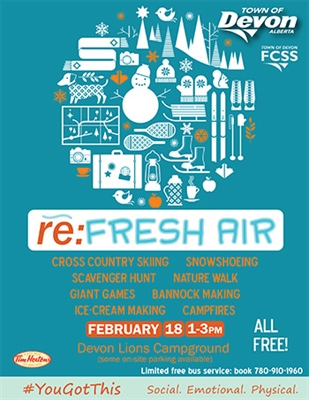 re:FRESH Air - Family Day Celebration