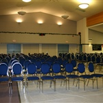 Main Hall - Seating