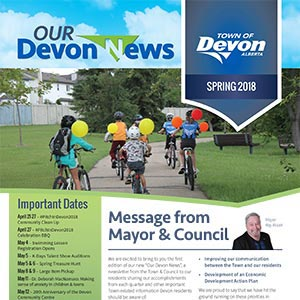 Our Devon News