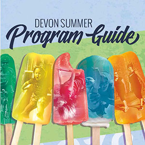 2018 Summer Program Guide