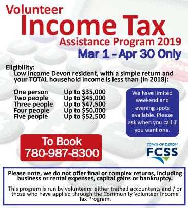 Volunteer Income Tax Program