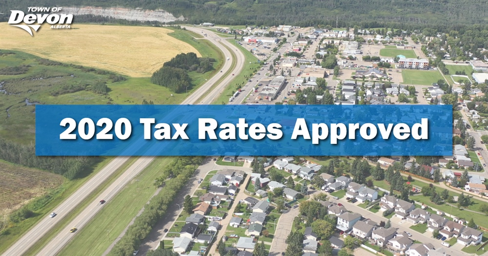 Town of Devon Council approves 2020 tax rates